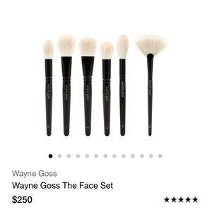 Wayne Goss The Face Set